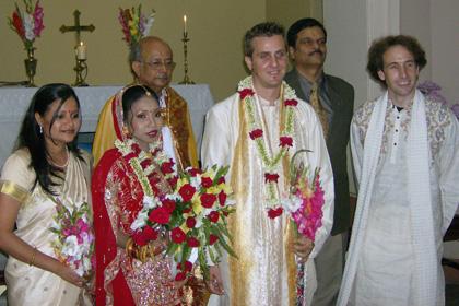 Dipte & James Pender wedding