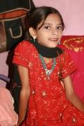 Shaheen's daughter in her finest.