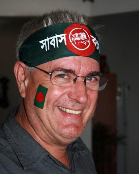 At home in Bangladesh!!