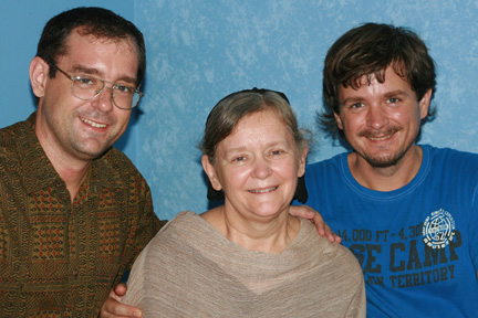 Dustin, Alice, & Austin