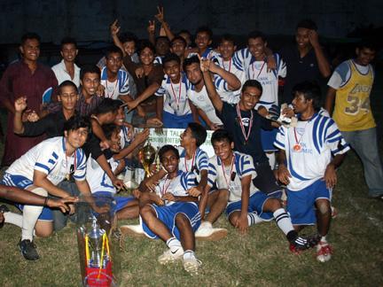 Champions!!