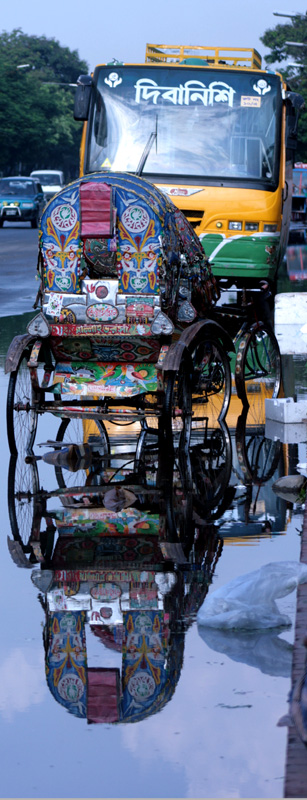 Dhaka Rickshaw