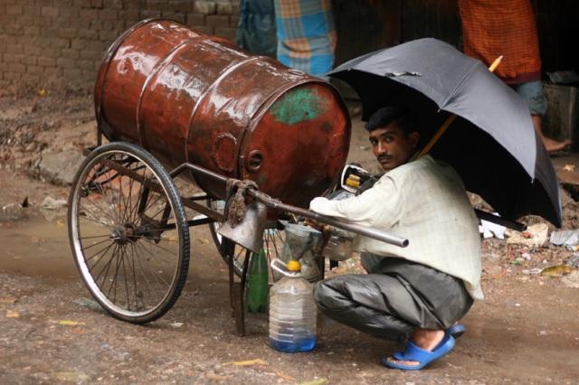 Delivering Kerosene