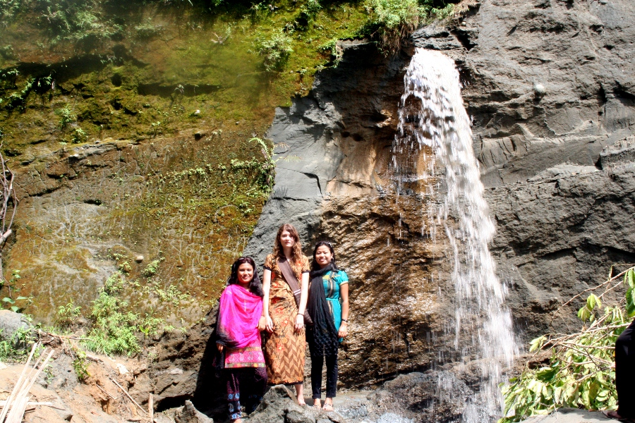 Himchuri Falls