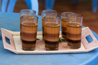 7-Layer Tea!