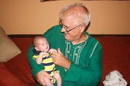 """With Bangladesh """"Grandpa"""" Marland!"""