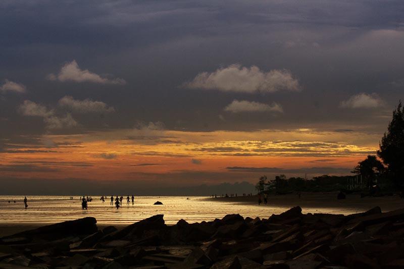 Kuakata Sunset