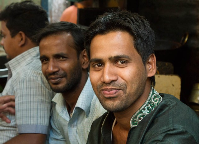 Bihari man with nice punjabi!