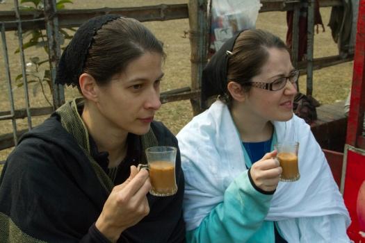Rosanna & Emily