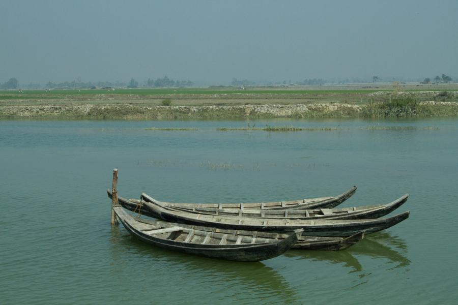 Boats Sitting Idle!