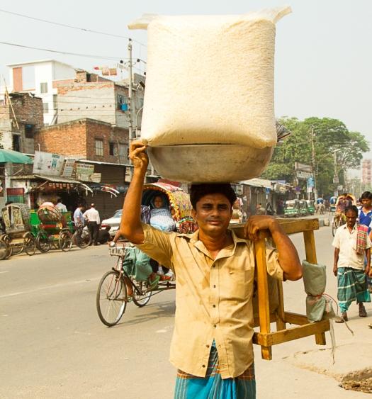 Jhal Muri Vendor (Wallah)