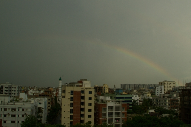 Rainbow In The West