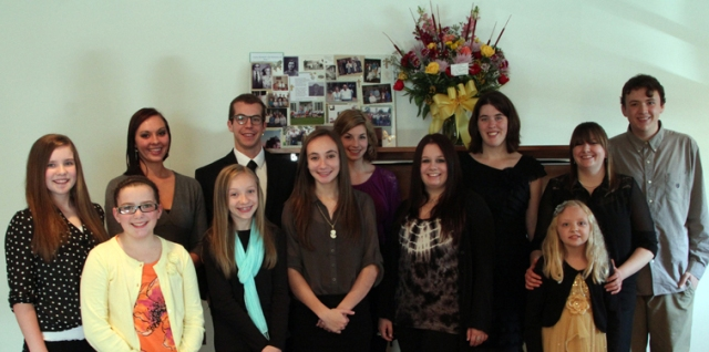 Fern's Great Grandchildren