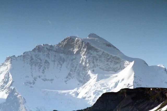 Jungfrau from Beatenburg