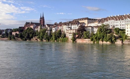Marlandphotos-Scenic-City-Basel-Munster-Cathedral-Rhine-River