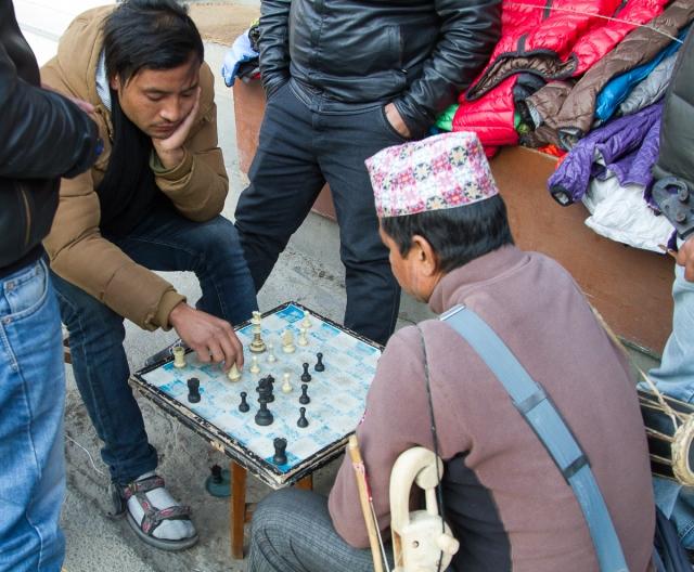 Streetside Chess