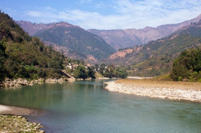 KathmanduToPokharaView