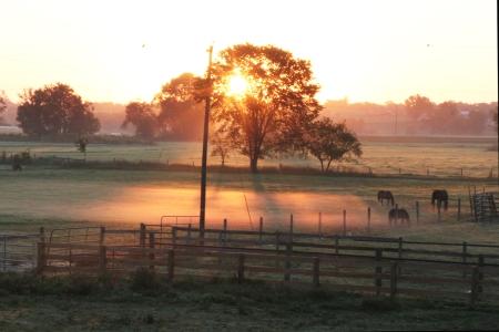 Sugarcreek Sunrise
