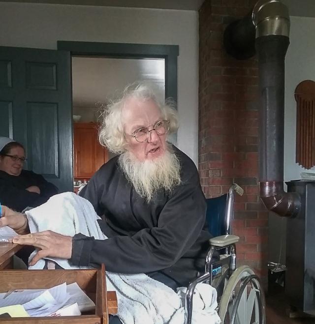 Swartzentruber Amish | The Camerist's Collection